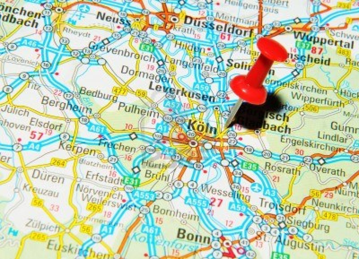 Bilderberg 2013 Probably England Possibly Germany – Map of Germany and England