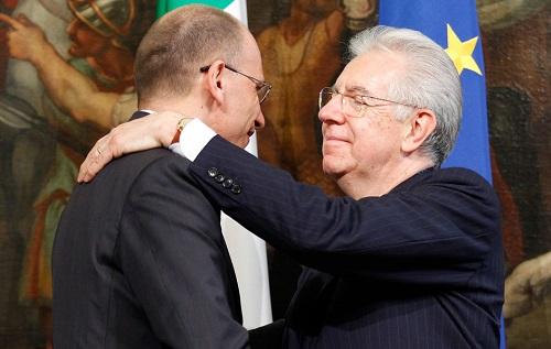 Bilderberg Bartering? Departing Italian PM Unwittingly Shows Compromising Letter